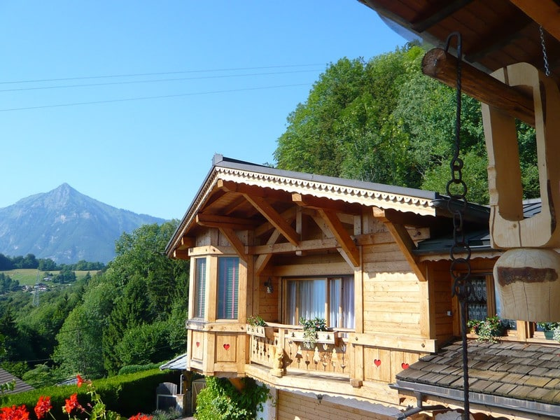 chalet extension