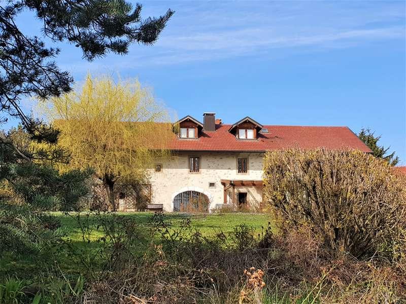 LA ROCHE SUR FORON – Prestigieuse propriété sur 2 ha.